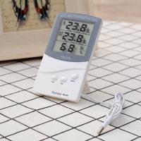 Термометр - гигрометр ТА318
