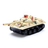 Танковый бой Танковое сражение, на радиоуправлении, 2 танка, свет и звук