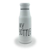 Термос My bottle 350 мл белый