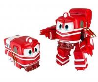 Трансформер Робот поезд Robot Trains Alf с амуницией