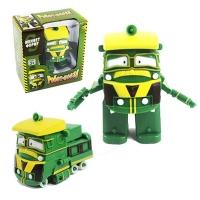 Трансформер Робот поезд Robot Trains Джеффри