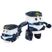 Трансформер Робот поезд Robot Trains Kai с амуницией