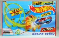 Трек Хот Вилс 927 + 2 машинки hot wheels
