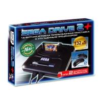 Игровая приставка к ТВ Sega (Сега) Super Drive 2 (132 игры)