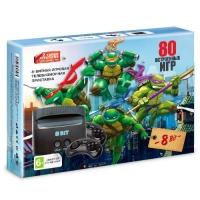 Игровая приставка к ТВ Dendy Turtles (80 игр)