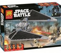 АКЦИЯ! Конструктор LEGO Star Wars (Звездные войны) Ударный истребитель Lele 35008