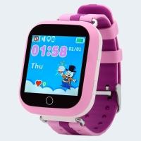 Умные часы SMART BABY WATCH Q100 розовые