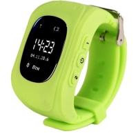 Умные часы SMART BABY WATCH Q50 зеленый