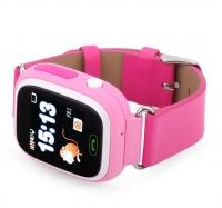 Умные часы SMART BABY WATCH Q90 розовый
