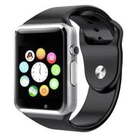 Умные часы Smart Watch A1 черные