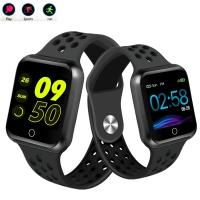 Умные часы Smart Watch F8 черные