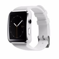 Умные часы Smart Watch X6 Белые