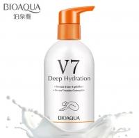 Увлажняющее Молочко для Тела BIOAQUA V7 Deep Hydration 250гр
