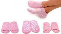 Носочки увлажняющие гелевые SPA