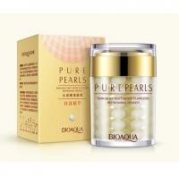 Увлажняющий крем для лица BioAqua Pure Pearls