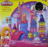 Пластилин Плей до Плей Той Magical Magic Castle