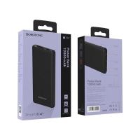 Внешний аккумулятор Power bank BOROFONE BT2C 12000 MAH черный