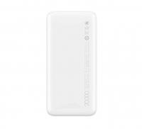 Внешний аккумулятор Xiaomi Redmi Power Bank 20000 mAh White (оригинал)