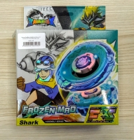 Волчок BeyBlade Бейблэйд Инфинити Infinite FS Frozen MAD shark 2 в 1