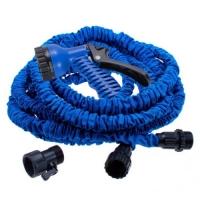Водяной шланг Xhose (Икс-Хоз) длина 60 м. + Подарок Пистолет-распылитель