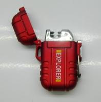 Зажигалка с USB, 2 дуги EXPLORER