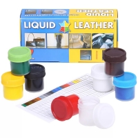 Жидкая Кожа Liquid Leather набор 7 цветов